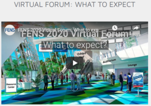 FENS 2020 goes Virtual – Abstract Submission and Registration open