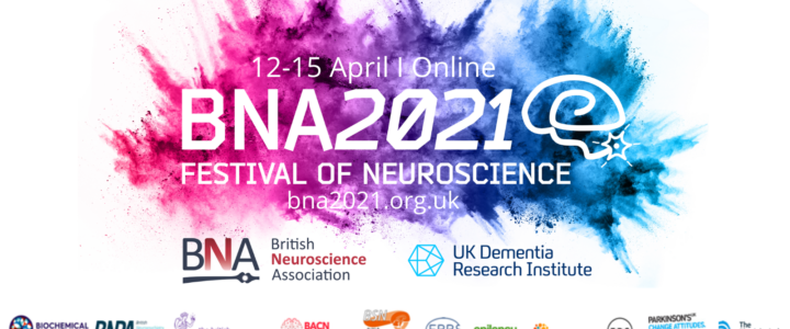 NSI partnering organisation for BNA2021 Festival of Neuroscience