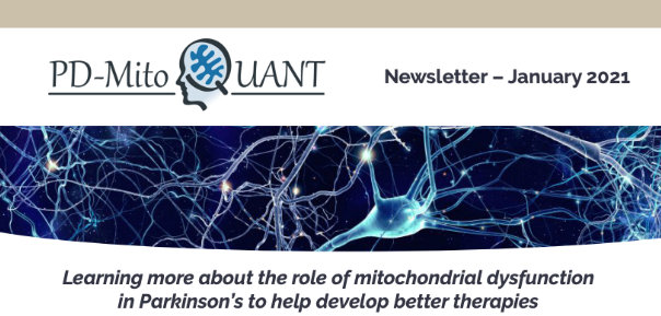 PD-MitoQUANT publishes January 2021 newsletter